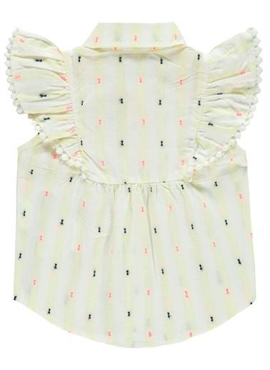Civil Baby Civil Baby Kız Bebek Gömlek 6-18 Ay Pembe Civil Baby Kız Bebek Gömlek 6-18 Ay Pembe Sarı